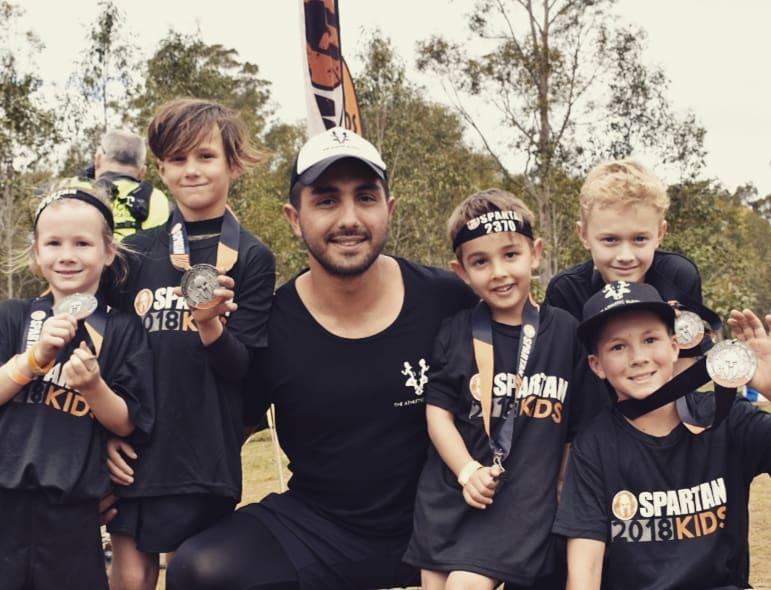 spartan kids races
