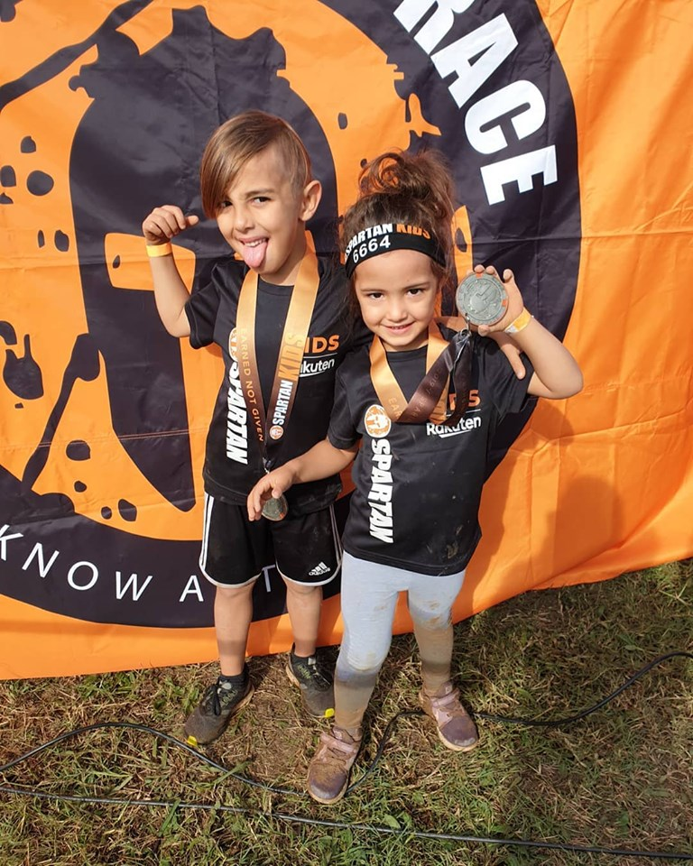 Spartan Kids Race- Picton