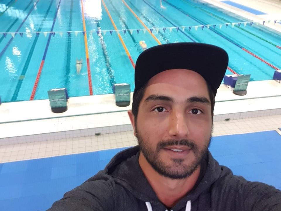 daniel swim squad