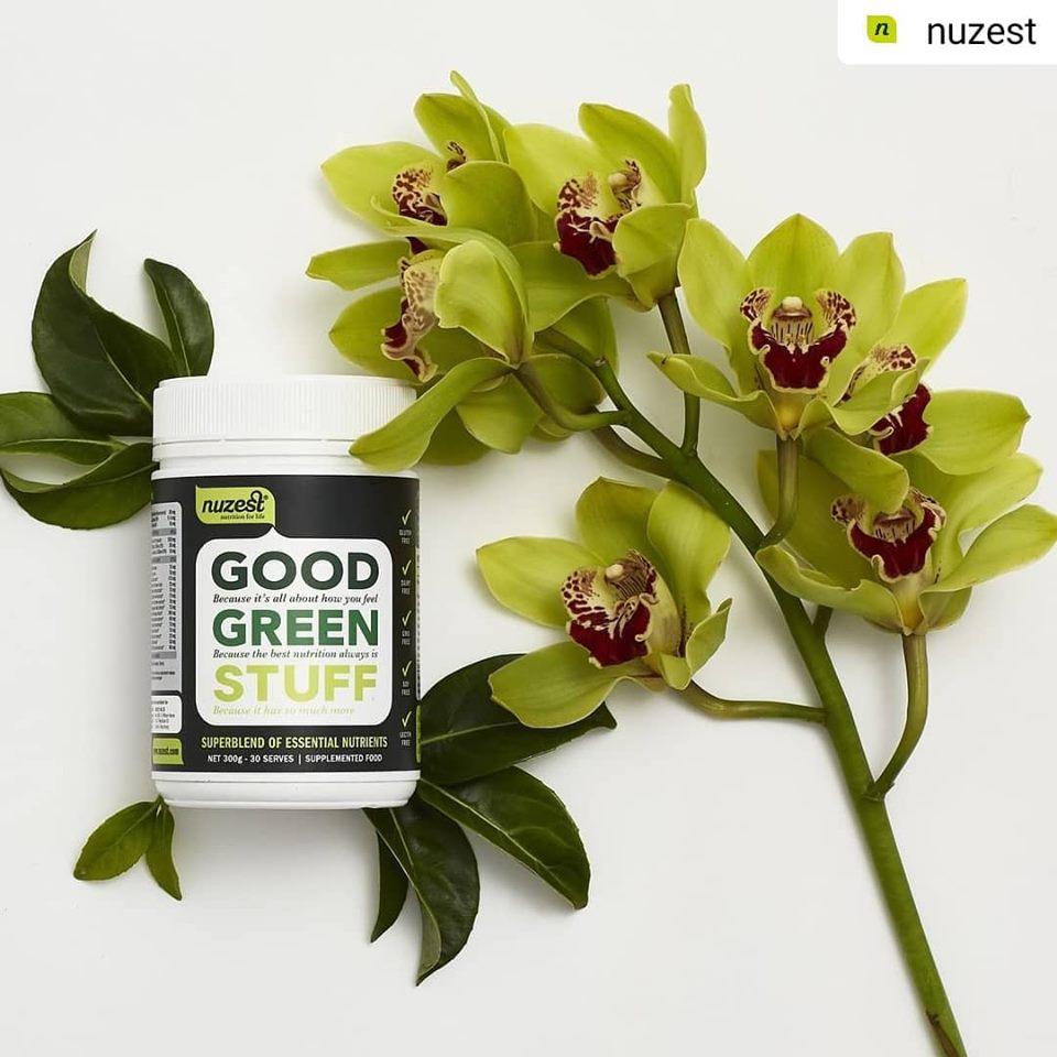 good green stuff